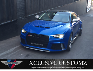 audi rs5 bodykit audi a5 coupe tuning bodykit audi s5 wide. Black Bedroom Furniture Sets. Home Design Ideas