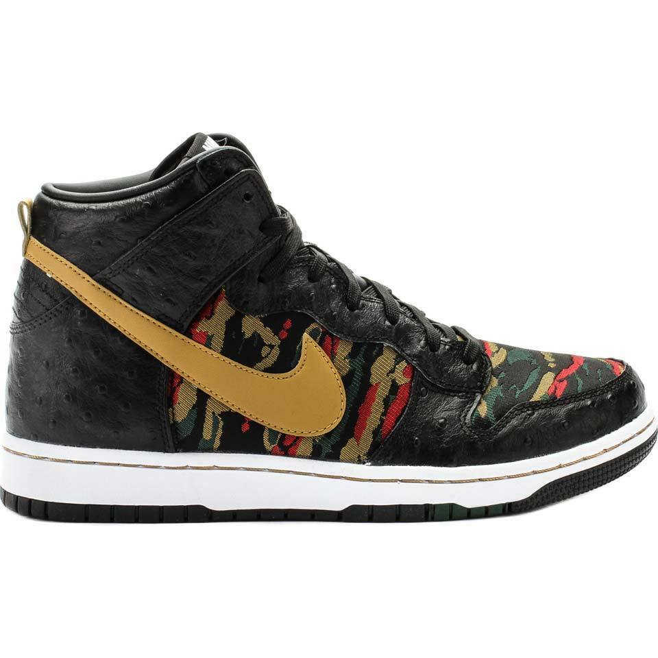 Men's Nike Dunk Comfort Premium Quick Strike Athletic Fashion Sneaker 716714 002