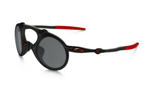 cab0479cc99 Image is loading NEW-Oakley-Madman-Scuderia-Ferrari-Dark-Carbon-Black-