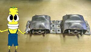 Motor Mount Kit for Laguna 7.4L 454 Engine 73-74 Set of 2 Left and Right