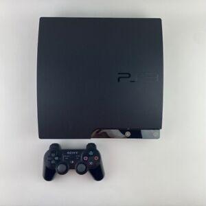 Sony-PlayStation-3-Slim-Launch-Edition-250GB-Charcoal-Black-Console-CECH-2001B