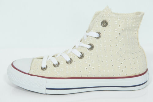 Converse High Eyelet Natural Star Sneaker Neu Retro Top 542538c Hi Chucks All AZwgxSqE