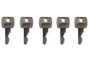 5-x-Thwaites-Dumper-Truck-Key-L-amp-F-92274-Key-Number-Cut-To-Code