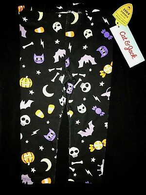 New Gymboree Baby Toddler Halloween Dress Cotton Sizes 12 M thru 5T Ghost Cat