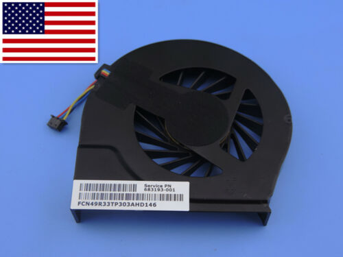 Original CPU Cooling Fan for HP Pavilion G6-2010nr G6-2010ax G6-2010ec G6-2011eu