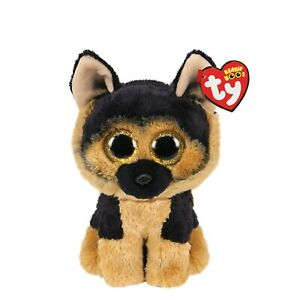 TY BEANIES SPIRIT the GERMAN SHEPHERD 15cm SOFT TOY