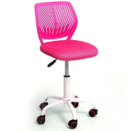 Aingoo Home Office Task Chair Mid Back Adjustable Computer Desk Chairs for Child