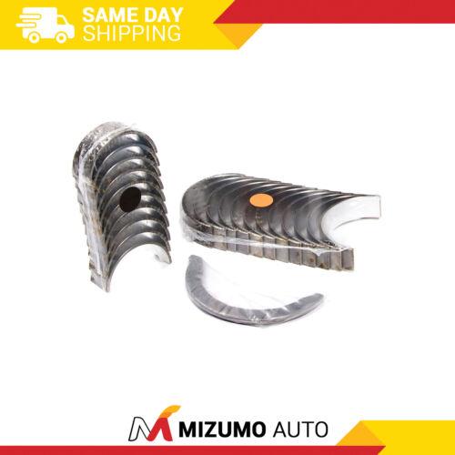 Main Rod Bearings Fit 02-11 Honda Acura 2.0 2.4 DOHC K20A2 K24A2 K24A4 K24A8