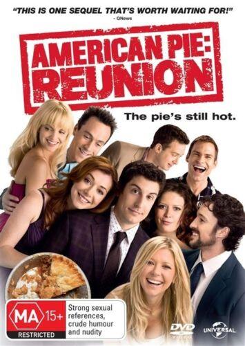 1 of 1 - American Pie - Reunion (DVD, 2012)