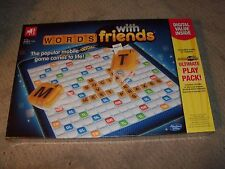 WORDS WITH FRIENDS GAME NEW SEALED