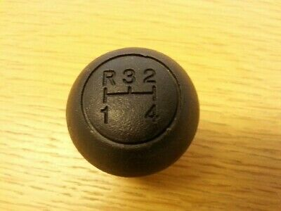 Black Gear Lever Knob With Low Start High Knob Massey Ferguson 135 165 175 @UK