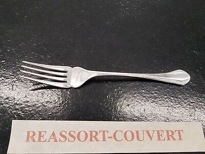 Other Antique Decorative Arts Antiques Cheap Price Fork Fish Christofle Printania 6 13/16in Good Condition Silvered Metal 0812 17 Pure White And Translucent