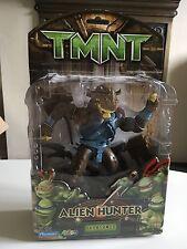 TMNT Ninja Turtles 2007 Thrashmor Alien Hunter Figure MOC