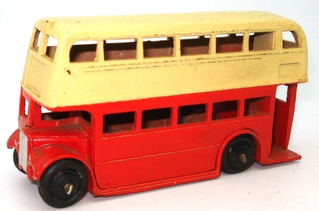 Dinky no. 29C 29C 29C AEC Doble Decker Autobús-L2 35d45a