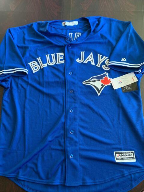 MLB TORONTO BLUE JAYS JOSH DONALDSON AUTHENTIC MAJESTIC JERSEY 3XL