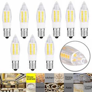 E14-5W-LED-Lampe-Birne-Sockel-Leuchtmittel-Licht-AC-220V-240V-Warmweiss-Kaltweiss