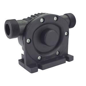 Bohrmaschinen-Wasserpumpe-Punmpe-Wasserbetten-Umfuellpumpe-Vorsatzpumpe-1000-l-h