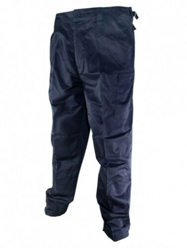 Military type #SL-2310 New Navy Blue BDU Army Cargo Pants Choice of sizes