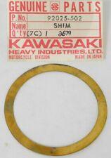 NOS OEM Kawasaki KZ1000 KZ1100 ZN1100 Front Bevel Gear Case Shim T= 0.15 mm