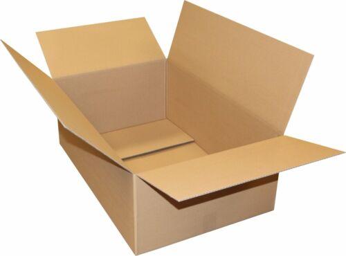 20 St blisteres 805x515x300 mm 1-ensortijadas fuerte kraftliner comitiva-libros cartón