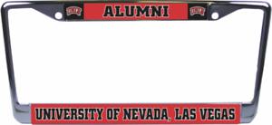 Alumni Glossy Print Chrome Frame UNLV University of Nevada Las Vegas
