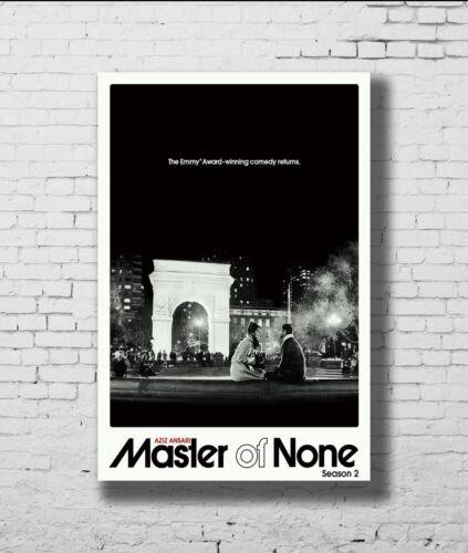 Master of None Season 2 Aziz Ansari New Print Poster 12x18 24x36 27x40 P-986