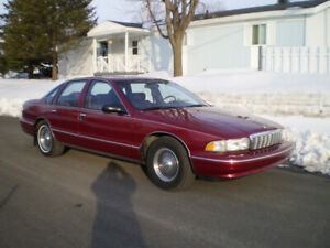 Chevrolet Caprice Classic Special Edition 1995