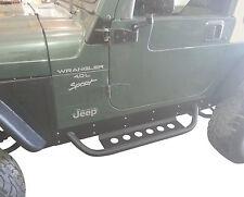 Jeep Wrangler TJ Rock Sliders D.I.Y. Kit
