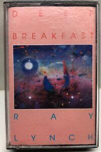 Ray Lynch Deep Breakfast Cassette Tape MWCS-102