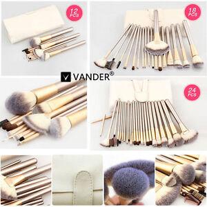 Vander-32pcs-Professional-Makeup-Brushes-Eyebrow-Soft-Shadow-Set-Kit-Bag-Gift