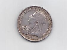 R118-INGHILTERRA-REGINA VITTORIA-1 CORONA 1893-CROWN