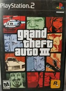 GRAND-THEFT-AUTO-III-3-GAME-PLAYSTATION-2-COMPLETE-MANUAL-GTA3-PS2-TESTED-WORKS