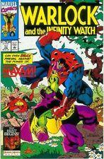 Warlock and the Infinity Watch # 17 (USA, 1993)