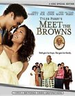 Tyler Perry S Meet The Browns 0031398236139 Blu Ray Region a