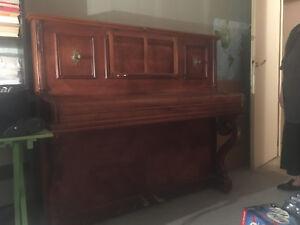 Piano Droit Jouable A Venir Chercher A Marly Le Roi 78