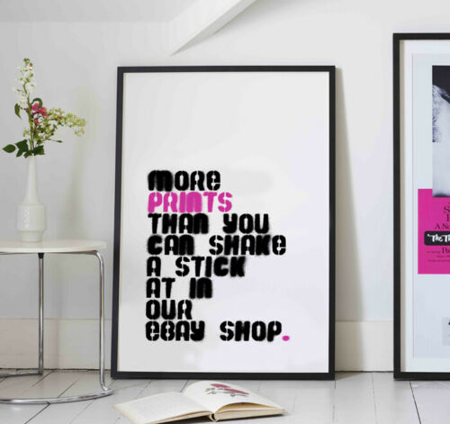 MICHAEL SCOTT ❤ The Office ❤ feared quote poster art LIMITED EDITION PRINT #26