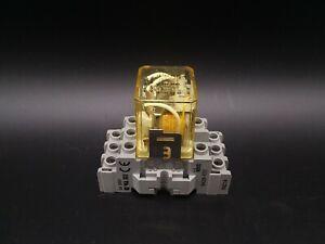 Details about Idec RH3B-UL Relay w/ SH3B-05C Base on