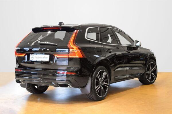 Volvo XC60 2,0 D4 190 R-Design aut. AWD - billede 2