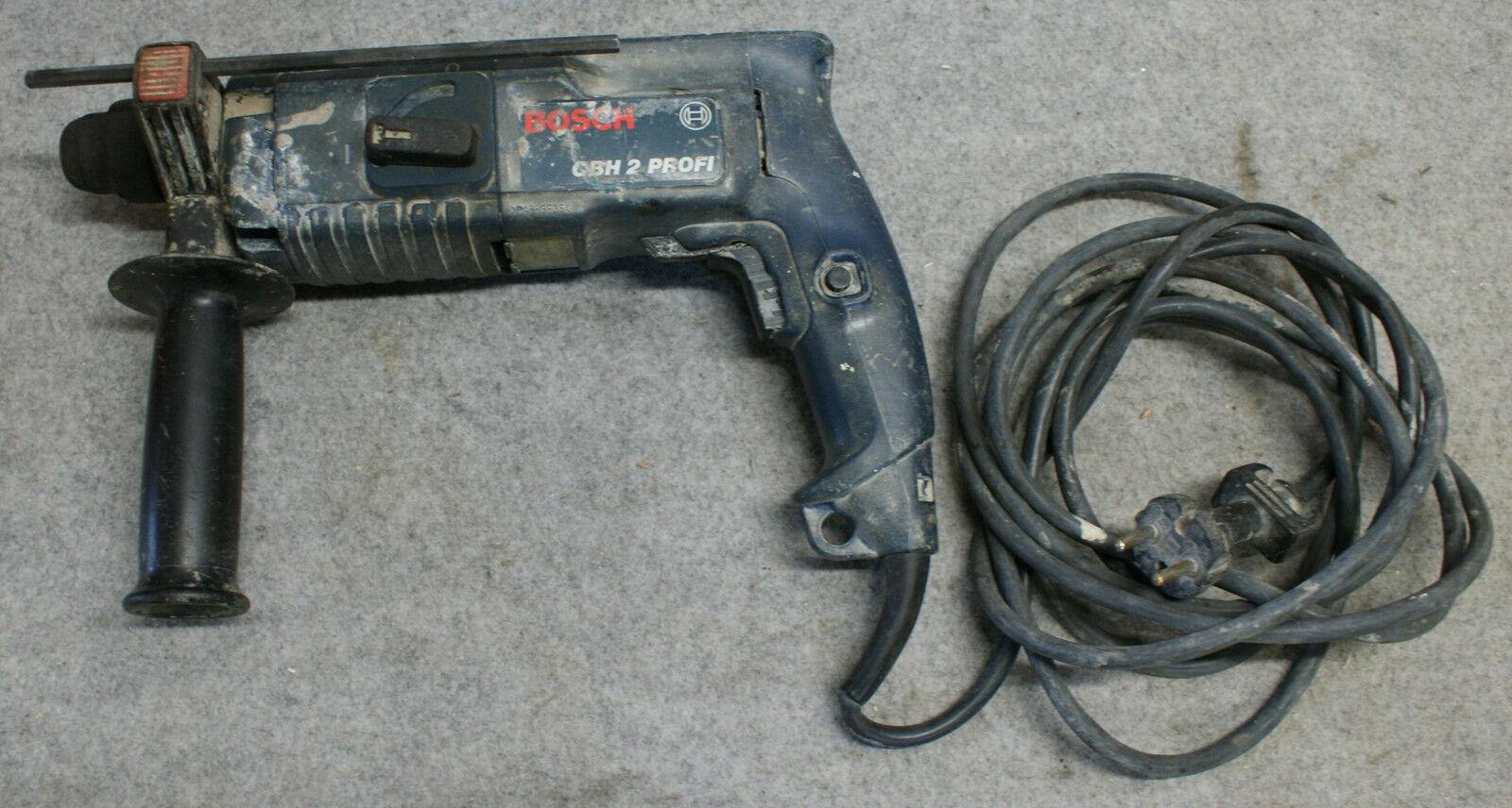 Bosch GBH2 profi Bohrhammer Meißelhammer 500W  B