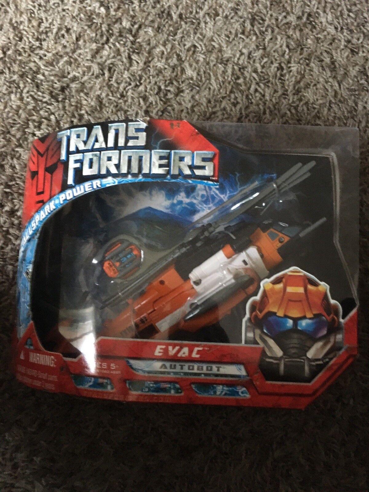 Hasbro Transformers Allspark Power Voyager - Evac Action Figure MISB 2007 Movie