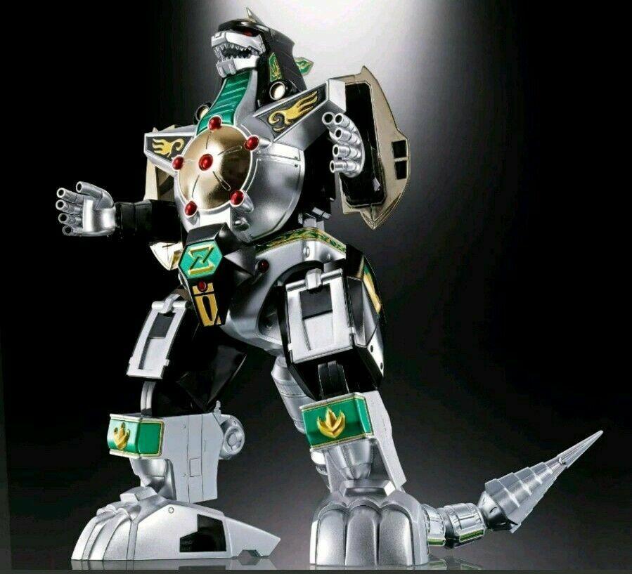 Bandai Mighty Morphin Power Rangers GX-78 verde Y En Caja Sellada