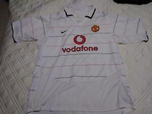 Vodafone League Manu Socce United Official Manchester Patrocinio Jersey Premier apwqCq