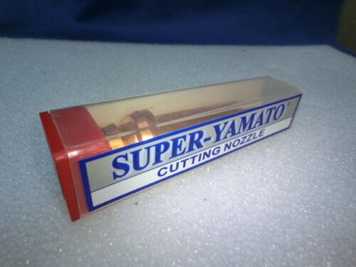 Super-Yamato ANME 3//64 Cutting Nozzle,unused,Jap@93656