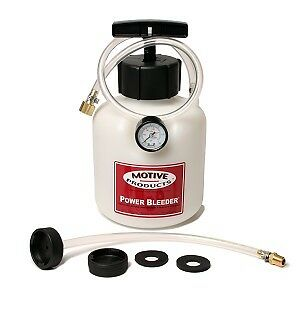 Dodge Motive Products Brake Bleeder Chrysler Mopar 3-tab Reservoir Kit 0103
