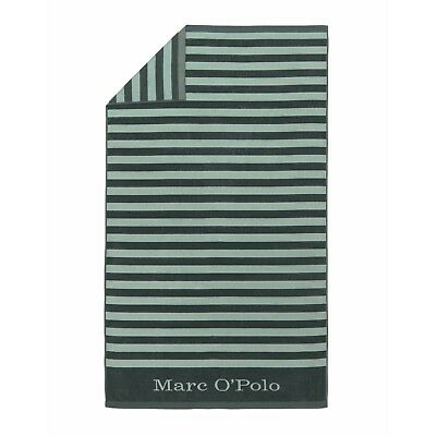 Marc O'polo Strandlaken Saburo Grün Strandtuch Liegetuch Badetuch Streifen