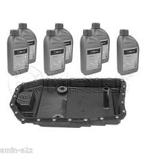 BMW 5 (E60)  Automatic Transmission Gearbox Pan SEAL Sump Filter 7L Oil Kit New