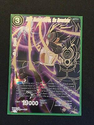 Dragon Ball Super Card Game The Devastator M//NM BT5-111 SR Black Masked Saiyan