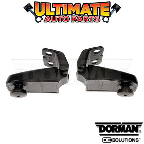 for 04-15 Nissan Armada Left /& Right Tailgate Liftgate Glass Hinge Set