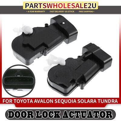 toyota avalon solara tundra actuator front left driver door lock 69120-06010