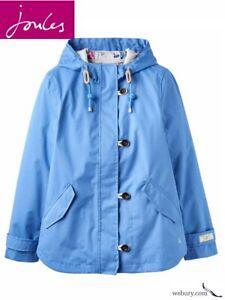SS19 Joules Coast Mid Waterproof Hooded Rain Jacket